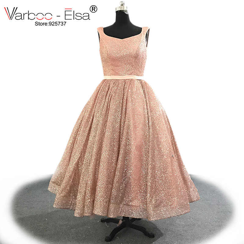 fe14a056dd5da Detail Feedback Questions about VARBOO_ELSA Double V Neck prom ...