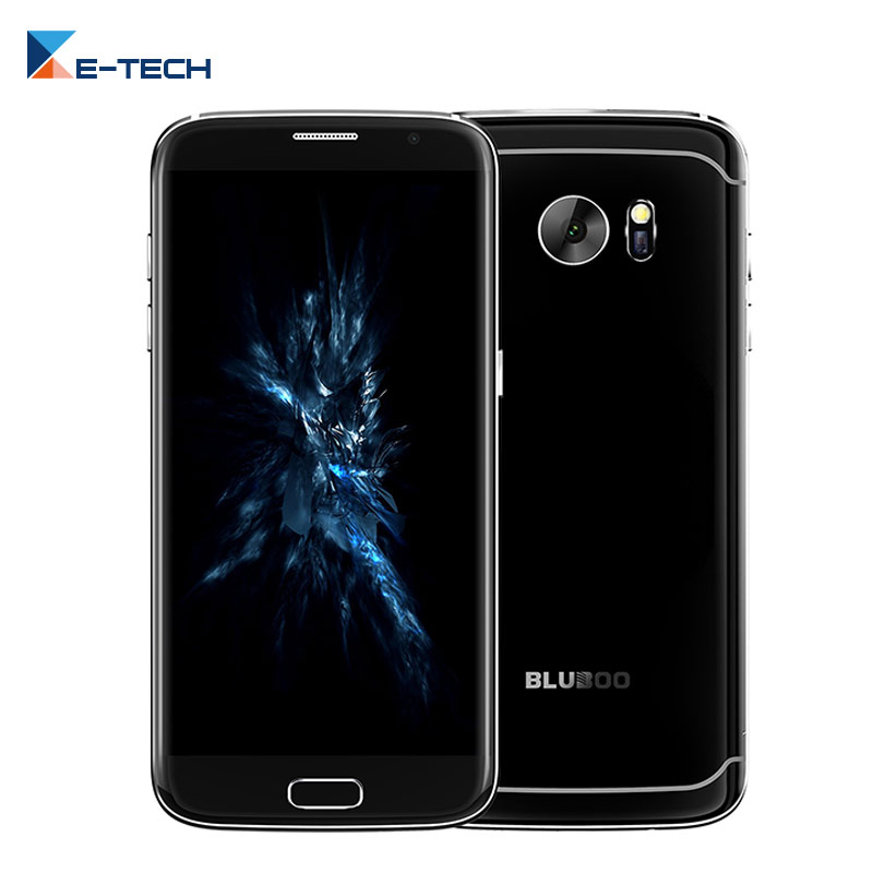 Цена за Bluboo Край MT6737 Quad core Смартфон 1280*720 5.5 Дюймов 2 ГБ ОПЕРАТИВНОЙ ПАМЯТИ 16 ГБ ROM Сотовый телефон Android 6.0 4 Г FDD LTE Мобильный Телефон