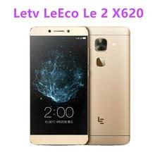 Letv LeEco Le 2/2pro X620 3/4GB RAM 16GB/32GB ROM Helio X20 Deca Core Mobile Phone 5.5 inch 1920x1080 16MP Fingerprint ID
