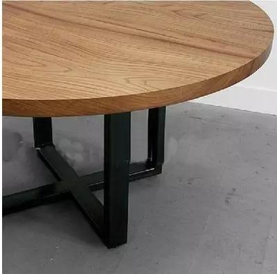 Como hacer una mesa redonda de madera mesas de comedor for Como hacer una mesa redonda de madera