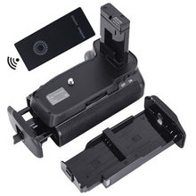 D3400 батарейный блок+ ИК-пульт дистанционного управления+ 6 AA аккумулятор Solt+ литий-ионный аккумулятор Solt для Nikon D3400 EN-EL14