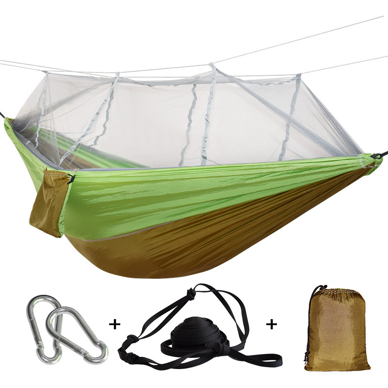 Lightweight Ultralight Mosquito Net Hammock Bug Free Shipping Large Stocking 22 Colors For Camping Hiking Backpacking Bac