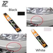ZD 1Pcs For Audi A4 B7 B5 A6 C6 Q5 A5 Q7 TT A1 Honda Civic 2006 2011 Fit Accord CRV Car Paint Scratches Repair Pen Tools Cover