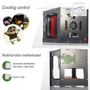 Image 3 - Neje DK 8 KZ1000mW Professionele Diy Mini Usb Laser Off Line Bediening Graveur Cutter Automatische Print Graveren Carving Machine