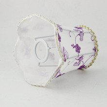 DIA 16cm Purple Lampshades for Mini lamp or wall lamp