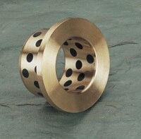 JFB6030 твердые self-lubricating oil-bearing/non-oil bushing/графит меди рукав 90*7.5/75*60*30