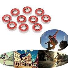 Wheel-Bearing Skateboard-Wheel Miniature-Tool Roller Skate ABEC-7/9 RS 608 Anti-Rust