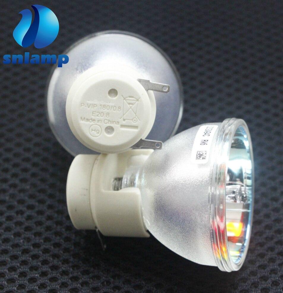 100% original Projector lamp OSRAM P-VIP 180W 0.8 E20.8 bare lamp bulb free shipping osram p vip 240 0 8 e20 9n 5j j7l05 001 5j j9h05 001 original projector bulb one year warranty