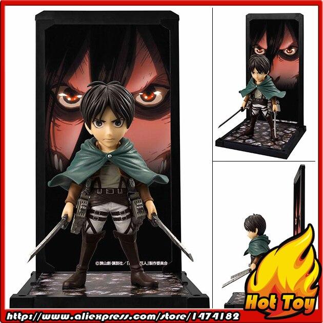 Bandai Attack on Titan figurine Swing Keychain Part 2 ~ Eren Yeager