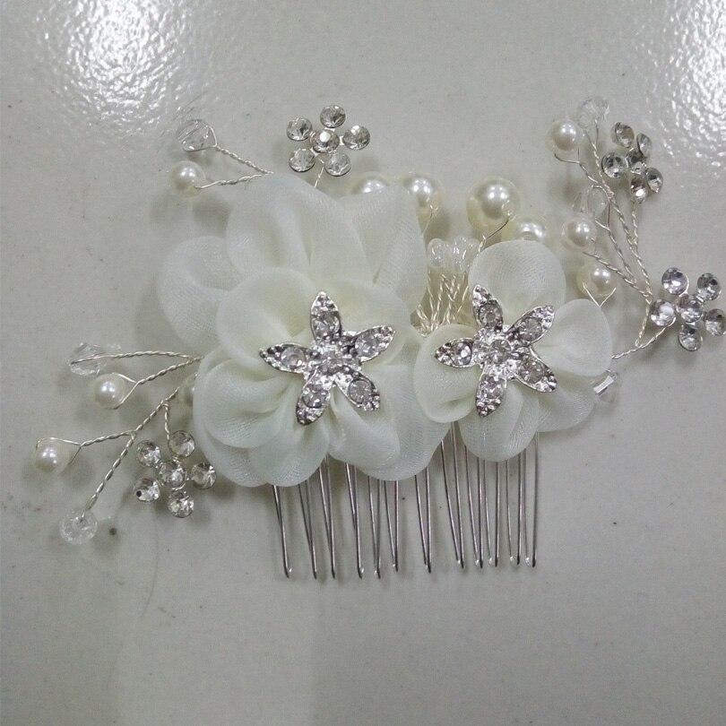 Barrettes for the Bride