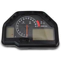 Мотоцикл светодиодный электронный Тахометр Спидометр Пробег аксессуар датчик комплект для Honda CBR600RR CBR 600RR CBR 600 RR 2003 06