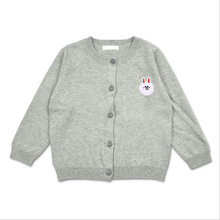 2-5лет девушки свитера бренд phoebee дети 10 collor Точка Звезды кардиган ребенок одежда детская одежда Пуловеры Моды