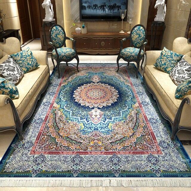Iran imported Persian Carpet Livingroom Home Carpet Bedroom Sofa ...