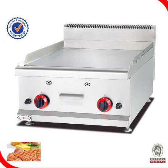 free shipping gas teppanyaki grill professional griddle flat gas grill grill machine grill food