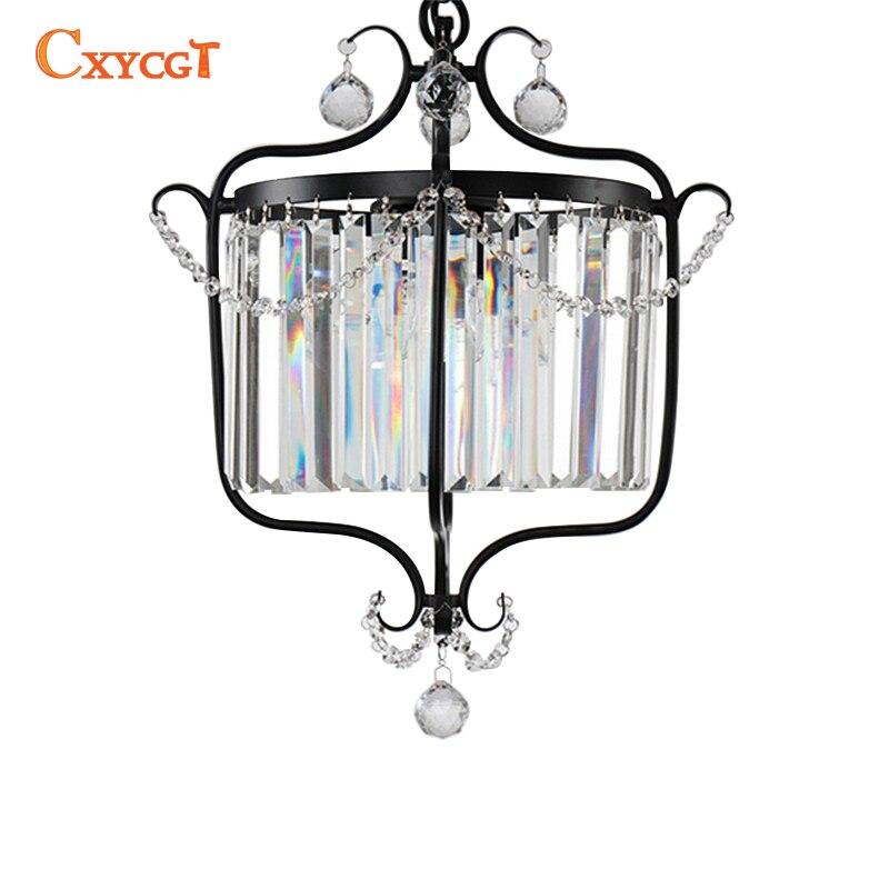 crystal hanglamp zwart promotie winkel voor promoties crystal