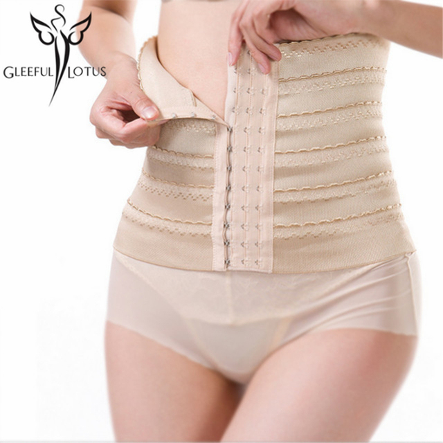 75af22772 waist Trainer corset belly waist trainer waist cincher girdles women  slimming body shaper Gaine shapewear fajas