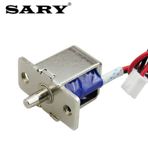 Image 1 - قفل كهربائي صغير DC12V0.5A مسمار كهربائي قفل أخفى قفل الباب الالكتروني التحكم في الوصول قفل كهربائي صغير