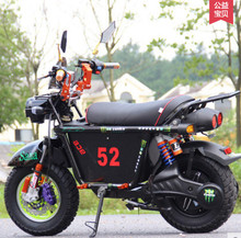 YK-XH-02-Electric motorcycle small monkey electric car