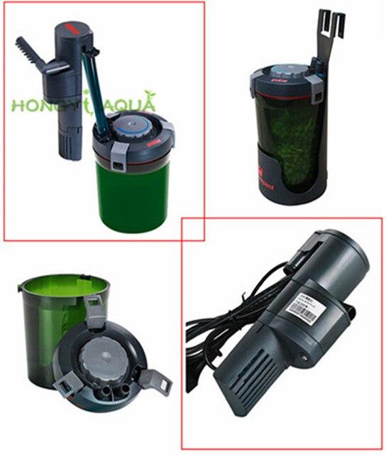 1 piece EHEIM Aquarium Filter Fish Tank Water Purifier - External Wall-Mounted Filter  5