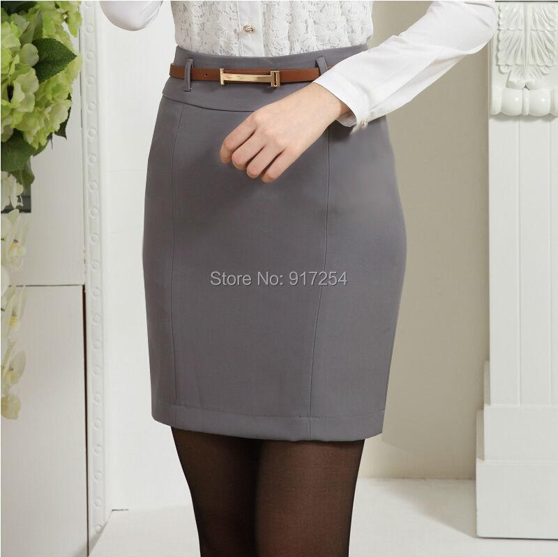 Popular Wear Grey Pencil Skirt-Buy Cheap Wear Grey Pencil Skirt ...