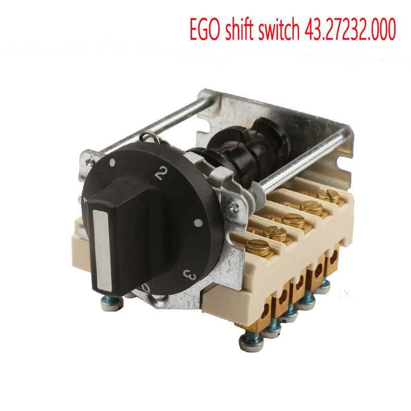 Detail Feedback Questions about EGO shift switch 43 27232 000 for