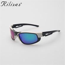 RILIXES Super Cool Black Frame UV400 Proteção Crianças Óculos de Sol  Crianças Óculos De Sol Óculos de Marca de Grife c703a3e271