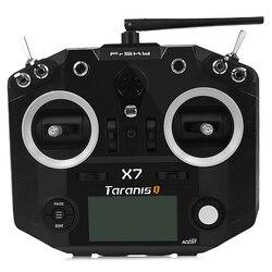 Feiying integrado Frsky Taranis Q X7 QX7 2,4G 16Ch ACCST transmisor para RC FPV Drone