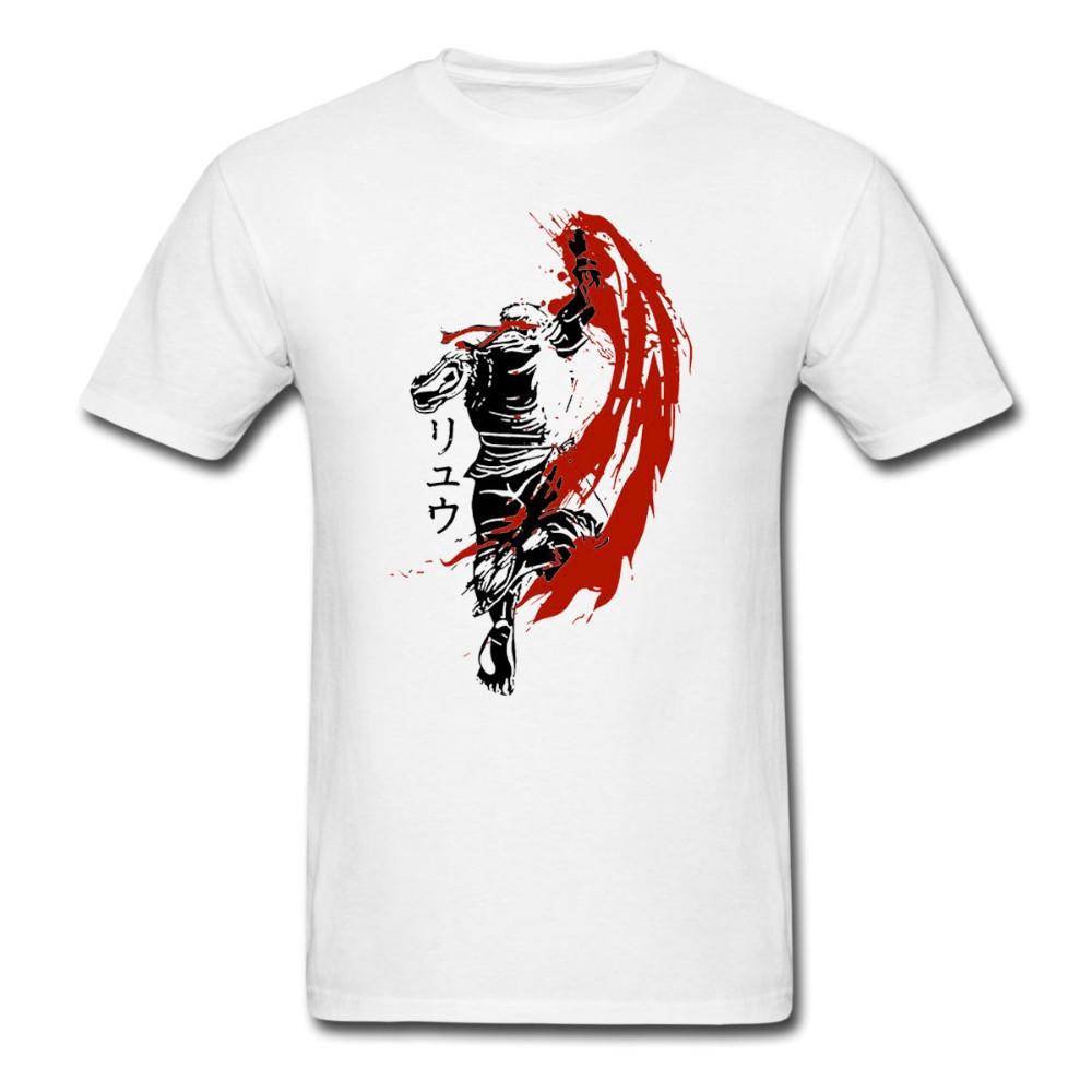 US $21 0 |Ryu Shoryuken T Shirt Big sizeS XXXL-in T-Shirts from Men's  Clothing on Aliexpress com | Alibaba Group