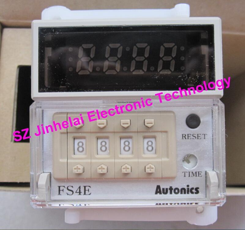 цена на 100% New and original FS4E Autonics Time relay 100-240VAC