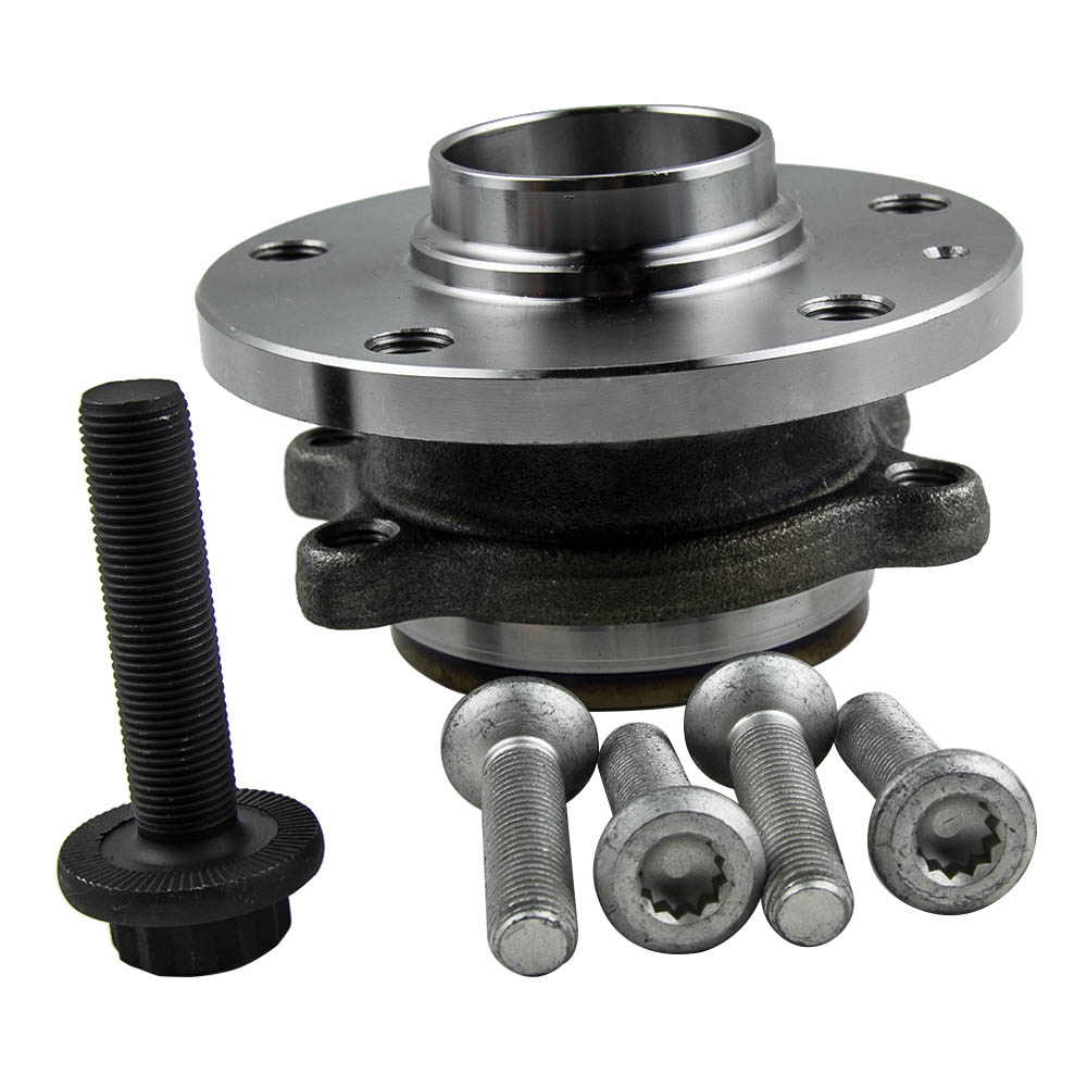 For Audi A1 8XA 2011-2017 Front or Rear L / R Wheel Bearing Hub Kit VKBA3643 for For VW Passat 05-2015 For Seat Altea 5P1 04-17 1pcs dac42800045m abs 42x80x45 dac42800045m kit dac42800045abs hub rear wheel bearing auto bearing for mazda