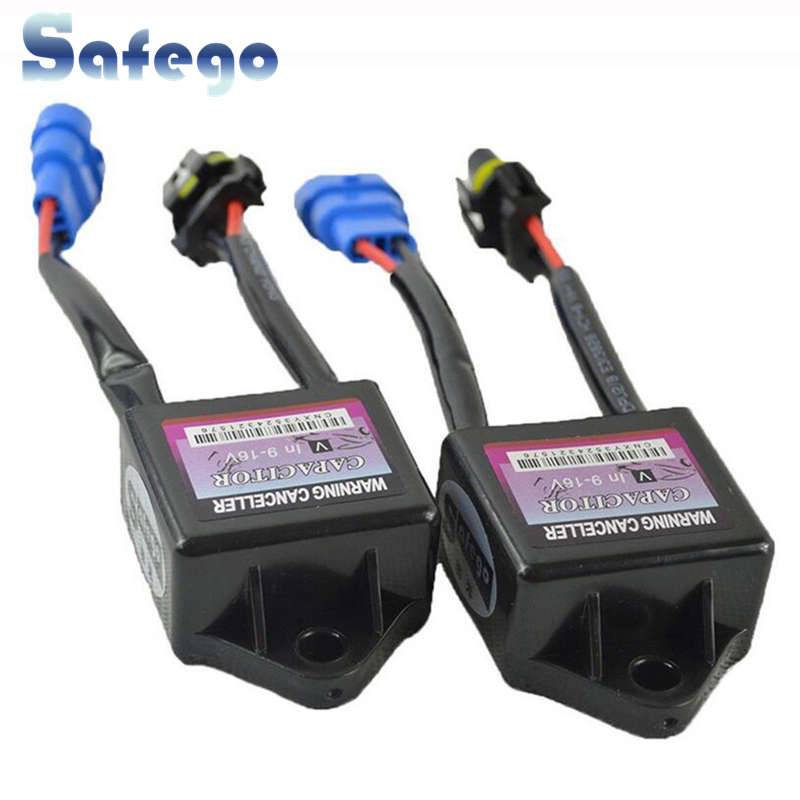 2pcs C6 canbus HID xenon warning canceller decoder device hid warning canceler Error free HID warning canceller capacitor2pcs C6 canbus HID xenon warning canceller decoder device hid warning canceler Error free HID warning canceller capacitor