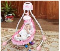 Primi детское Электрическое Кресло Качалка детская кроватка