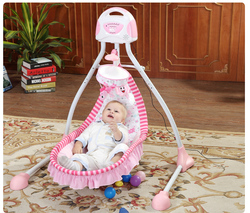 Primi baby electric rocking chair baby cradle bed crib.jpg 250x250