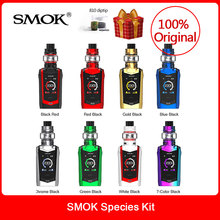 Original SMOK Species Kit 230W With TFV8 Baby V2 Tank 5ML+V8 Baby V2 A1/A2 Coils For Electronic cigarette smok vape species kit