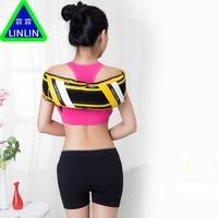 LINLIN Hot sale Slimming fat belt Lean leg Thin belly Reduce weight Waist Shaking massage instrument with vibration