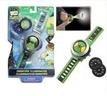BEN 10 Kids Projector Watch Omnitrix Alien Viewer Kids cool Action Figures BEN 10 Toys
