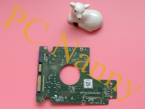 HDD PCB for Westem Digital WD Logic Board/Board Number:2060-771823-000