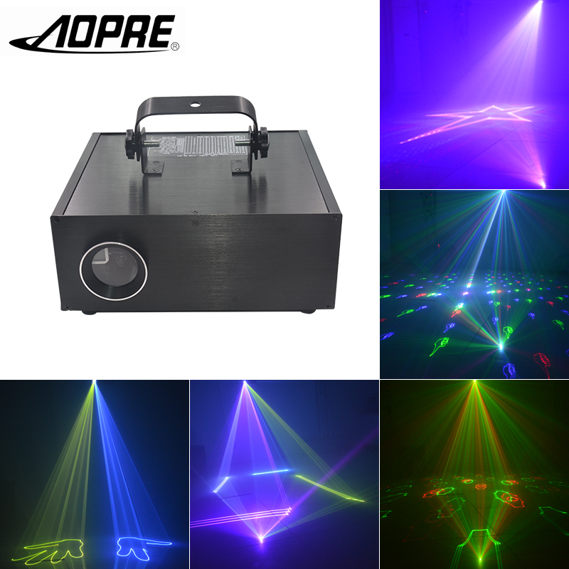 Animation Laser Light Projector with DMX Sound Auto Mode Animated Beam Stage Lighting Effect Play for Disco Bar Party Show animation laser light projector with dmx sound auto mode animated beam stage lighting effect play for disco bar party show