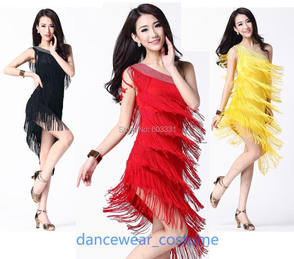 Robe de danse de salsa for Rumba danse de salon