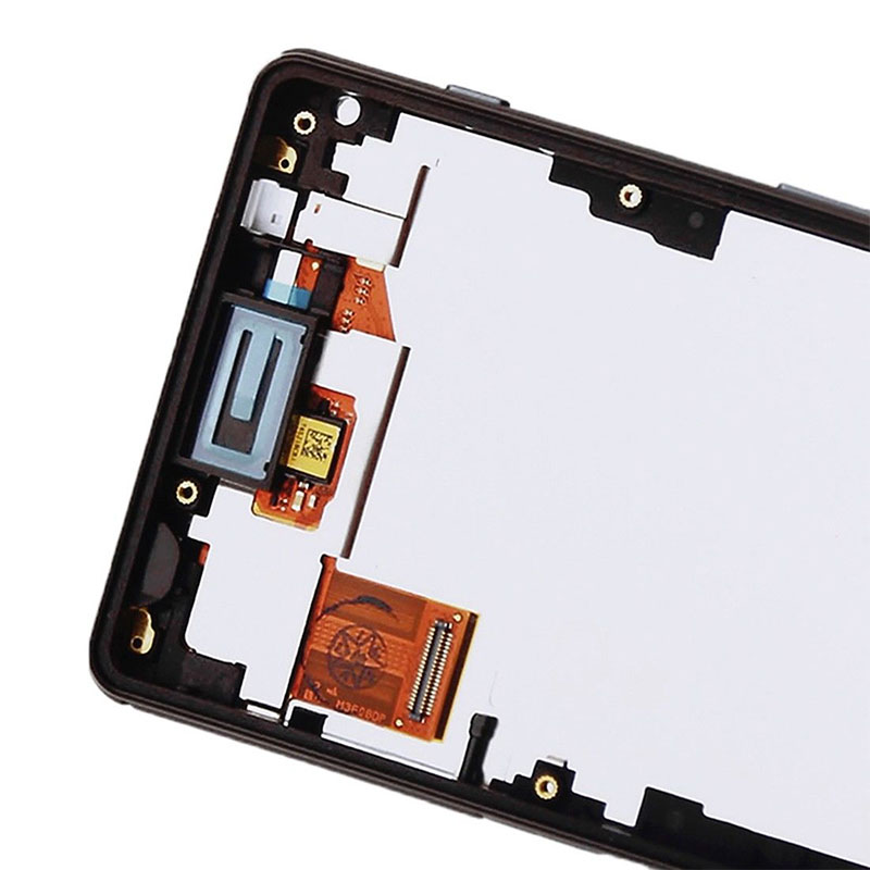 Original LCD Display For SONY Xperia Z3 Mini D5803 D5833 D6603 D6633 Touch screen Replacement With No Frame Free shiping tools in Mobile Phone LCD Screens from Cellphones Telecommunications