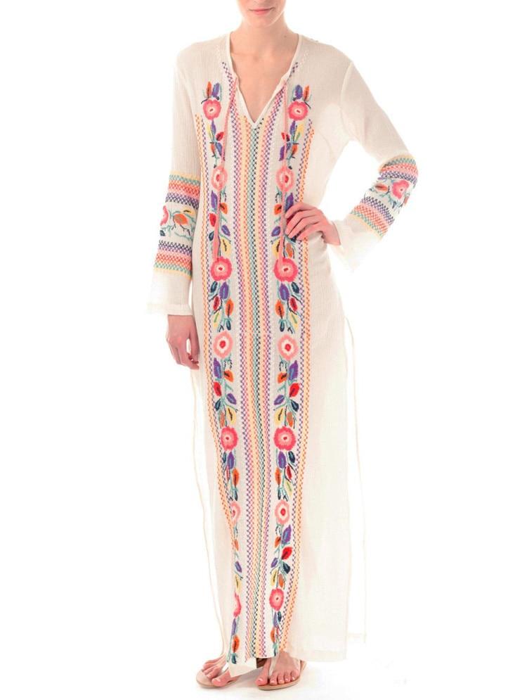 Aliexpress.com : Buy BOHOCHIC Bohemian Vintage Ethnic Women&-39-s Maxi ...