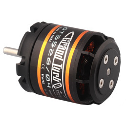 Emax brushless motor for airplane GT3526 870KV 710KV PUSH 3 5KG For fix wing airplane RC