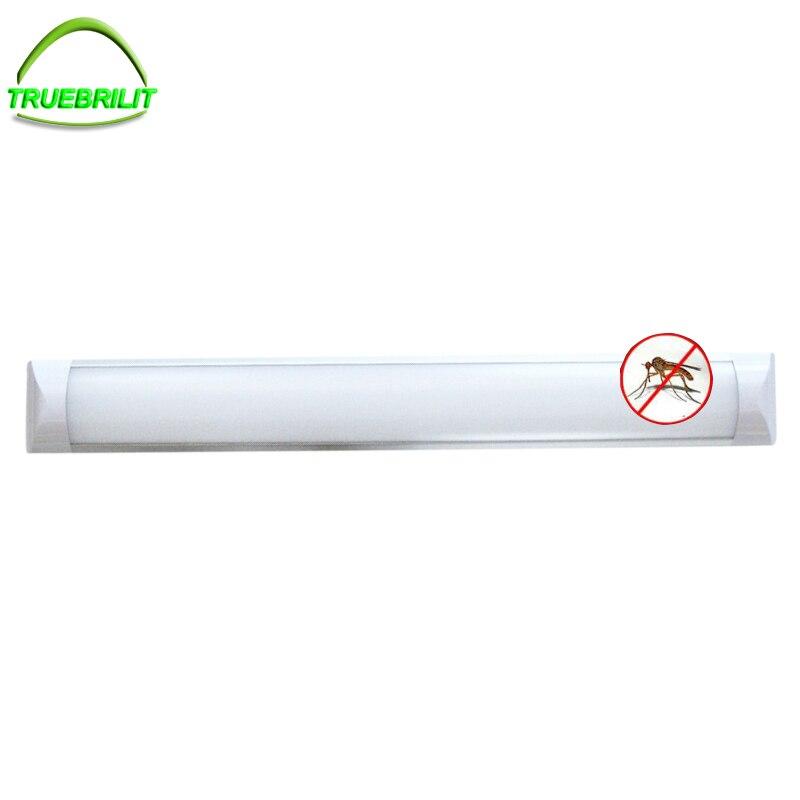 LED Tri-Proof Light Batten Tube Explosion Proof 2ft LED Tube Lights Replace Fluorescent Light Fixture Ceiling 16W 0.6Meter 6pcs lot led tri proof light ip65 waterproof dustproof led linear light led batten light 30w 2ft 40w 3ft