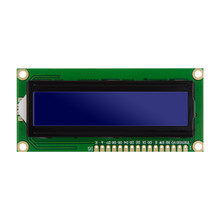 LCD Module Display Monitor 1602 5V Blue(Yellow Green) Screen And White Code for Arduino UNO 2560 Raspberry PI Board(China)