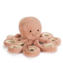 Милый осьминог плюшевая игрушка кукла Осьминог Мягкие игрушки Плюшевые морские игрушки для животных для детей подарок на день рождения