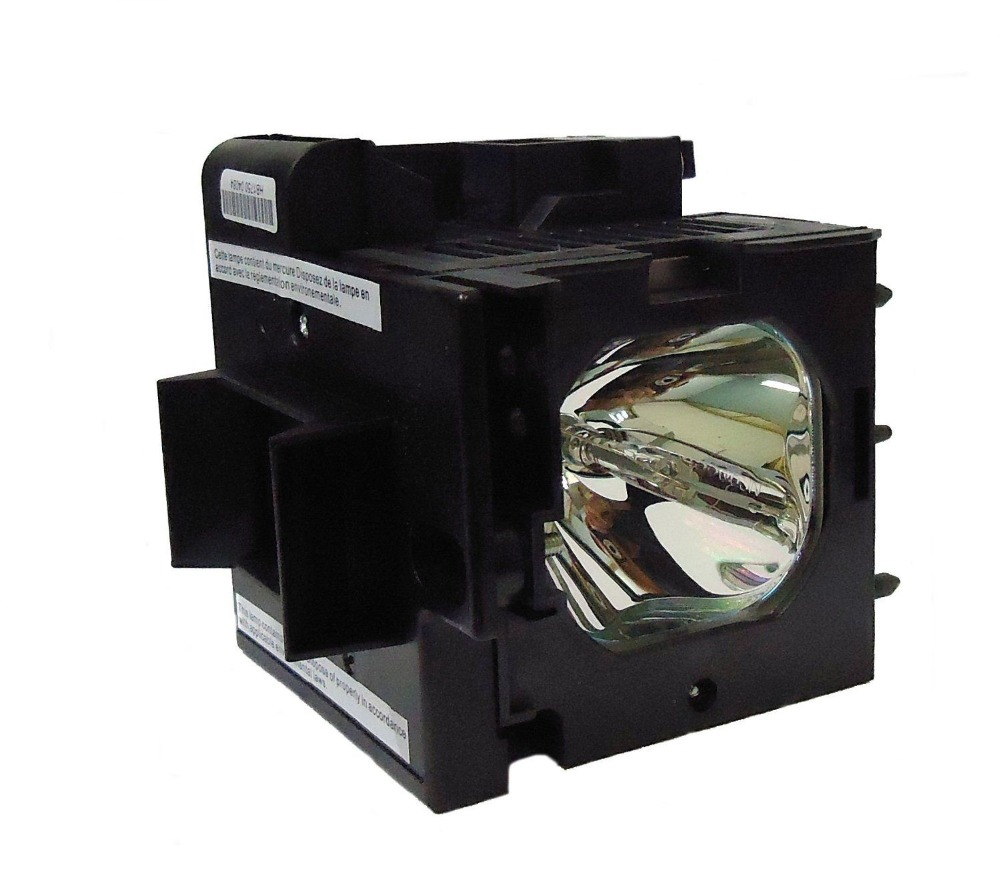 Sony KF-50XBR800 TV Replacement Lamp with Housing Electronics Rear ...