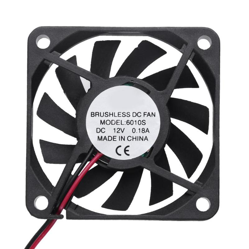 Waterproof DC 5V//12V//24V Low Noise PC Computer Cooling Fan Radiator Cooler Lot