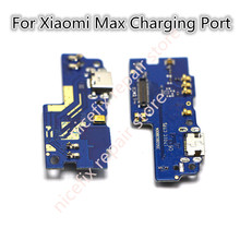 high quality USB Charging Port Flex Cable For Xiaomi Max Mi