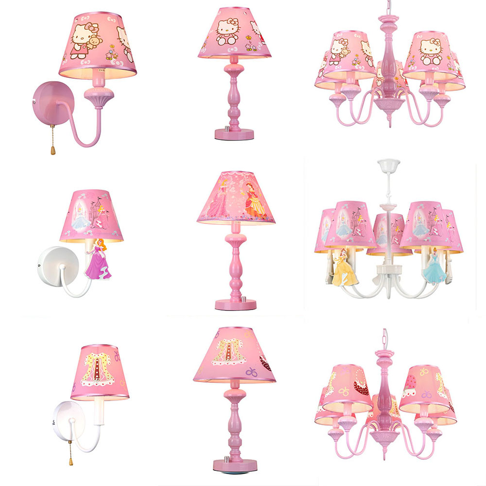 HGhomeart kids room led wall lamp luminarias Cartoon boy girl wall mounted bedside reading lamps sconce E27 flexible wall light hghomeart creative cartoon chandeliers led crystal chandelier kids room luminarias wrought iron lamp lustre suspension
