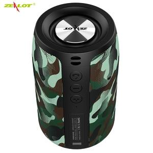 Image 2 - Ijveraar S32 Bluetooth Speaker Fm Radio Draagbare Kleine Draadloze Speaker Subwoofer Ondersteuning Tf Card, Usb Flash Drive